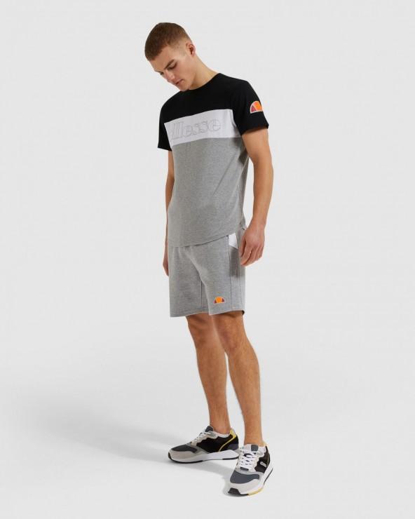Camiseta Básica SikSilk - Negra