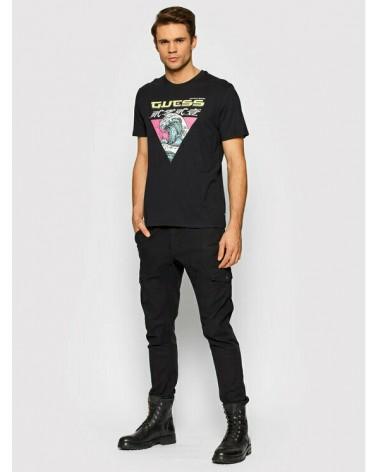 Camiseta Oversize Negra Good For Nothing