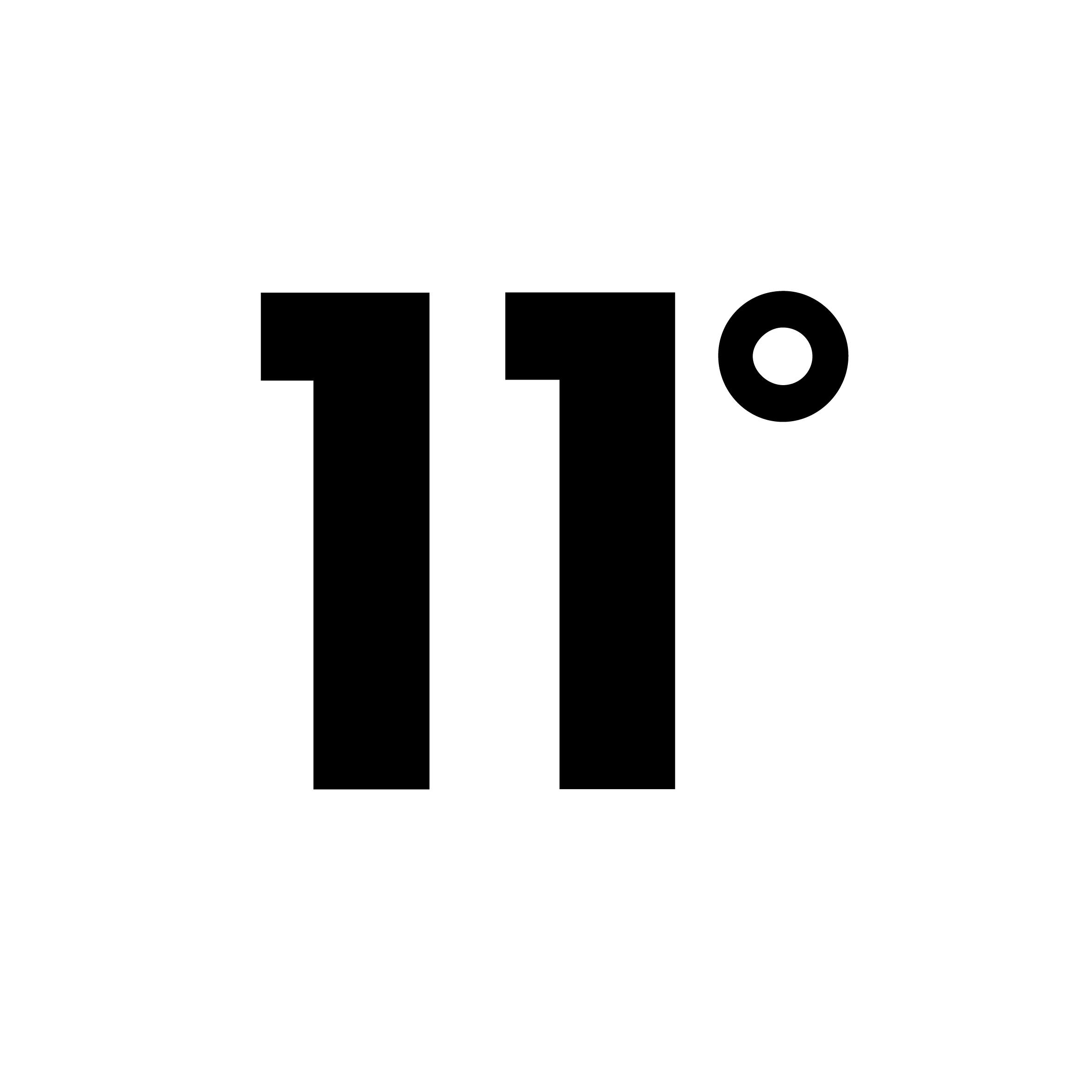 11 Degrees España